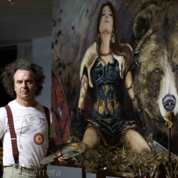 025 1 my viking.goodess fernando garcia herrera