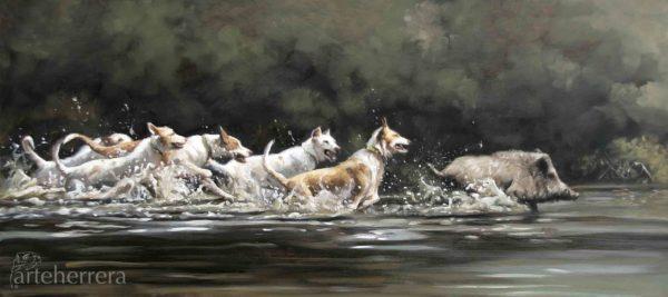 036 agarre en el rio fernando garcia herrera scaled
