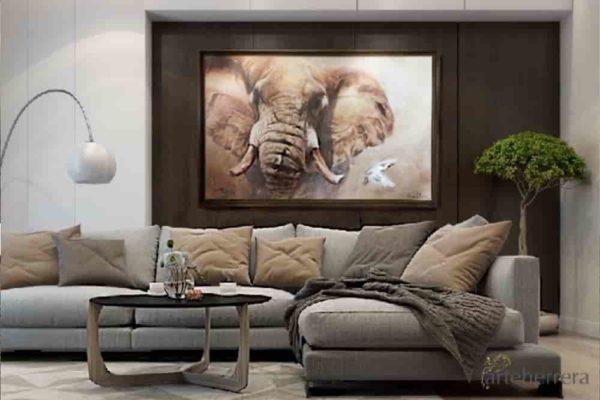 elefante africa bigfive herrera deco