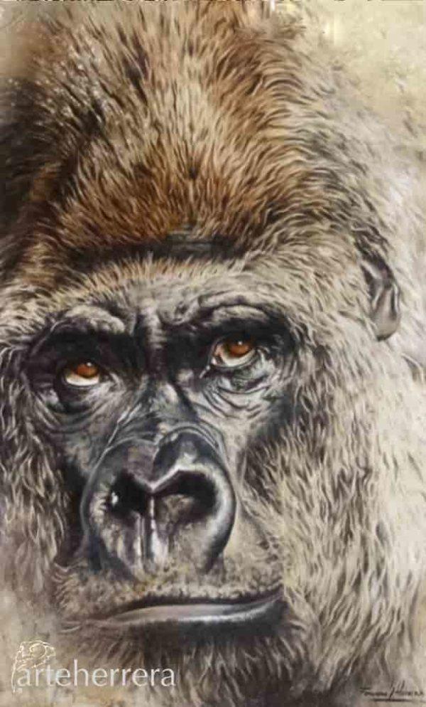Puzzle gorila africa herrera