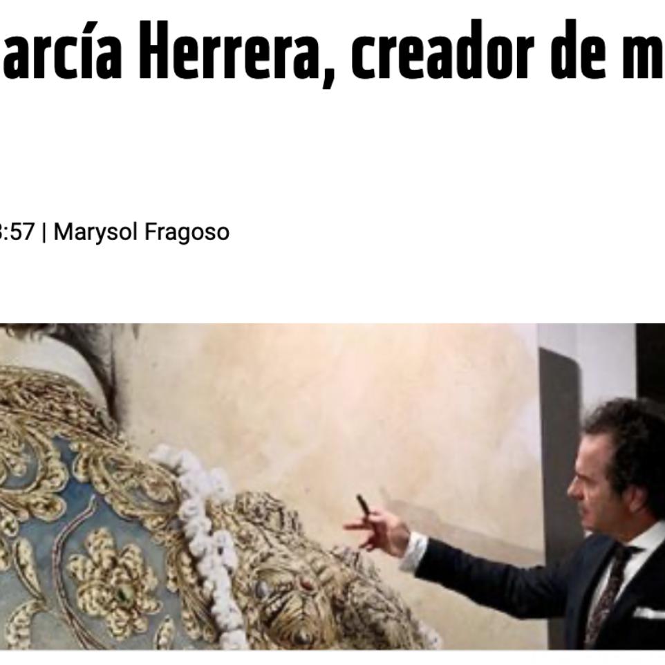 Entrevista Diario ESTO, México.