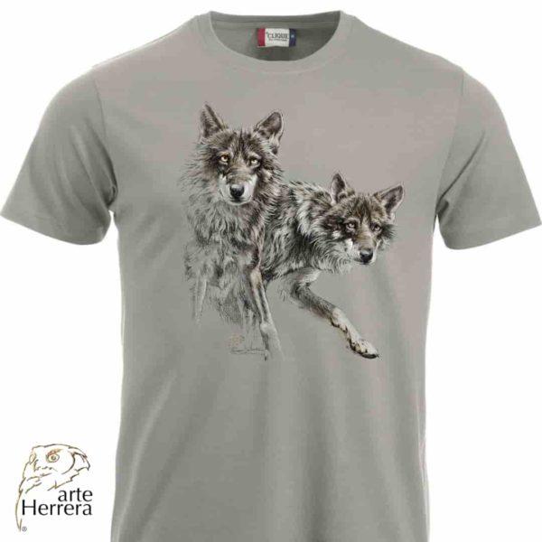 lobos camiseta arteherrera web