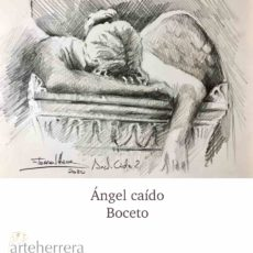 BOCETO ANGEL CAIDO 2