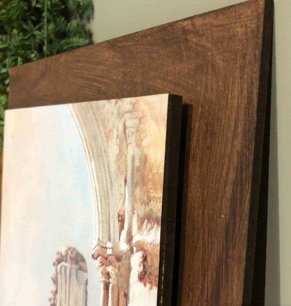 lobo cuadro last guardian arteherrera tabla detalle