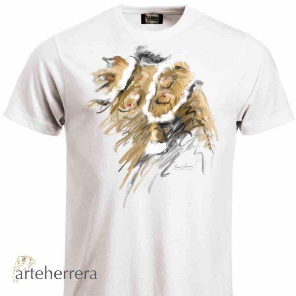 camiseta torero blanca arteherrera herrera