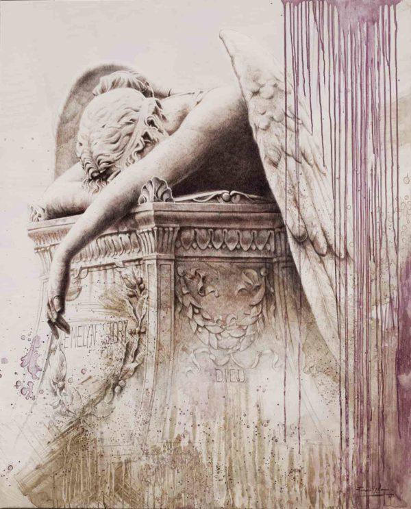 angel caido herrera arteherrera art