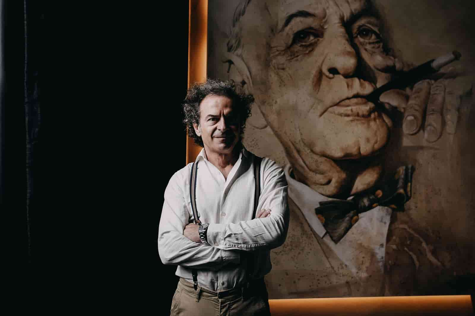 Fernando García Herrera, pintor: «Ahora el mejor marchante de arte son las redes sociales»