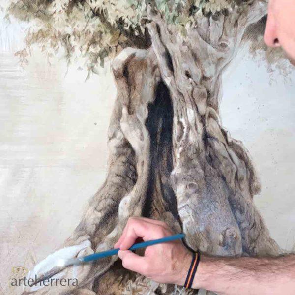 olivo herrera cuadro