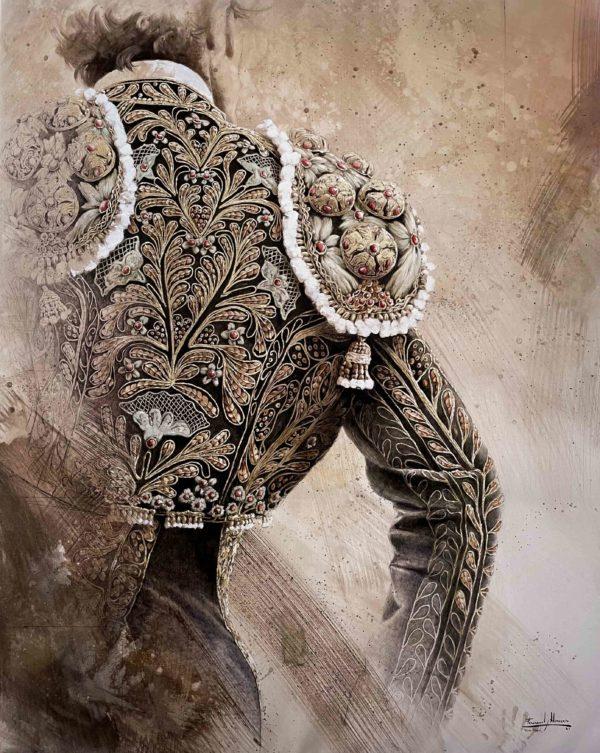 oro negro torero herrera
