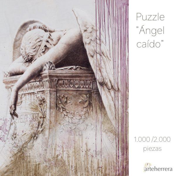 puzzle angel arteherrera