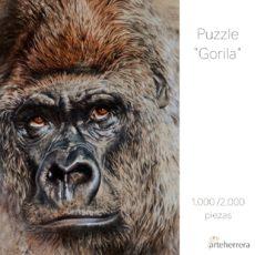 Puzzle Gorila