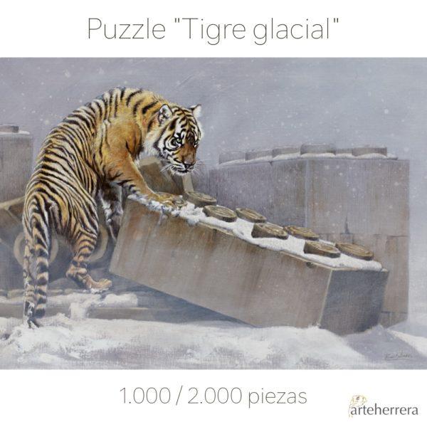 puzzle tigre arteherrera